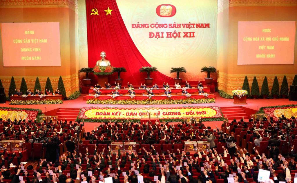 Hình Xây dựng Đảng và hệ thống chính trị trong sạch, vững mạnh